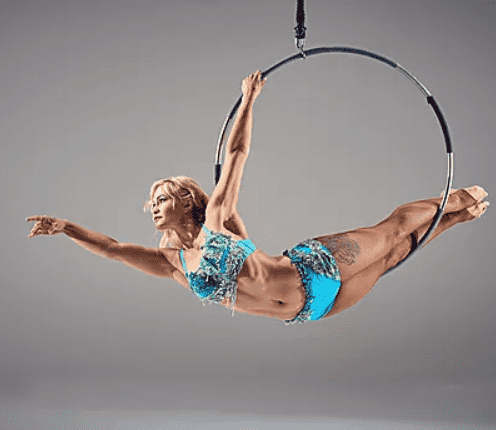 Aerial Level Classes Evolve Fitness And Pole